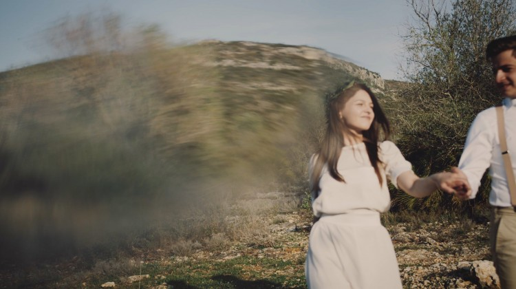 Marinela + Dragos // Spain, Love Story